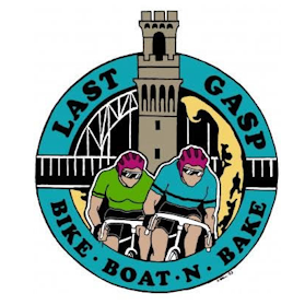 2017 Last Gasp Bike, Boat 'n Bake - Bike Ride